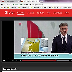 stofa web tv